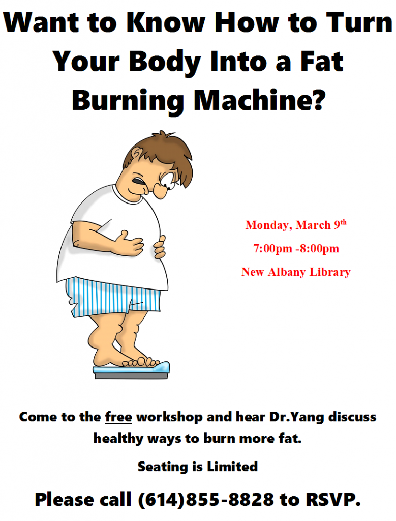 March 9th Library Workshop Flyer Picture