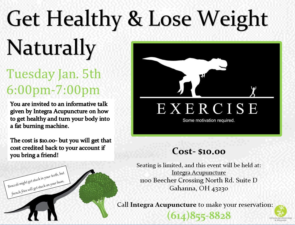 Weight Loss January
